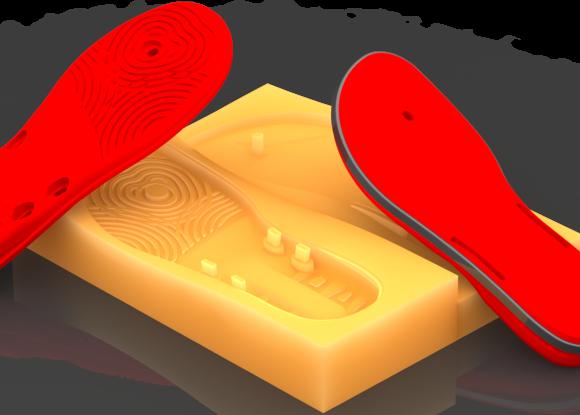 Sandal Mold