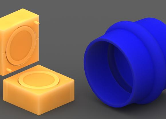 Silicone Pipe Coupling